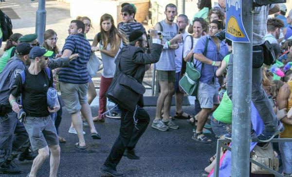 55bb701a13f40 Ultra Orthodox Jewish Man Stabs Six People At Gay Pride In Jerusalem