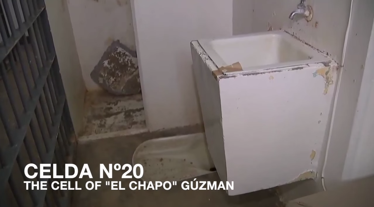 Screen Shot 2015 07 16 at 14.11.11 Incredible Video Takes You Through El Chapos Prison Escape
