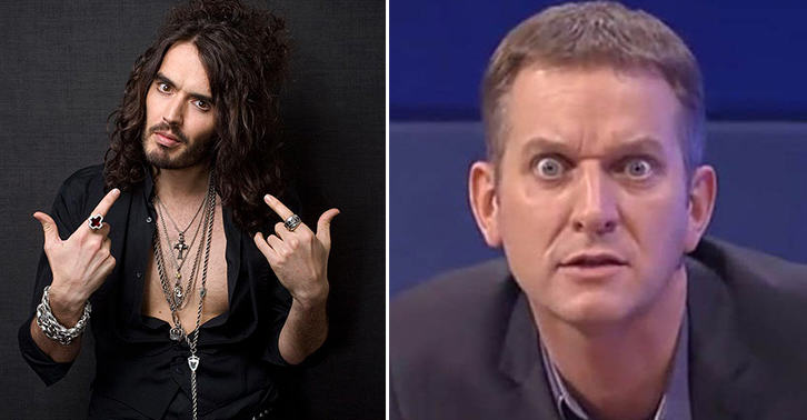 Jeremy Kyle Lashes Out At Russell Brand Over Tunisia Comments TN114