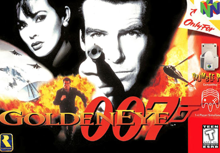 WEBTHUMBNEW Some Hero Has Uncompressed The Soundtrack For Goldeneye On Nintendo 64