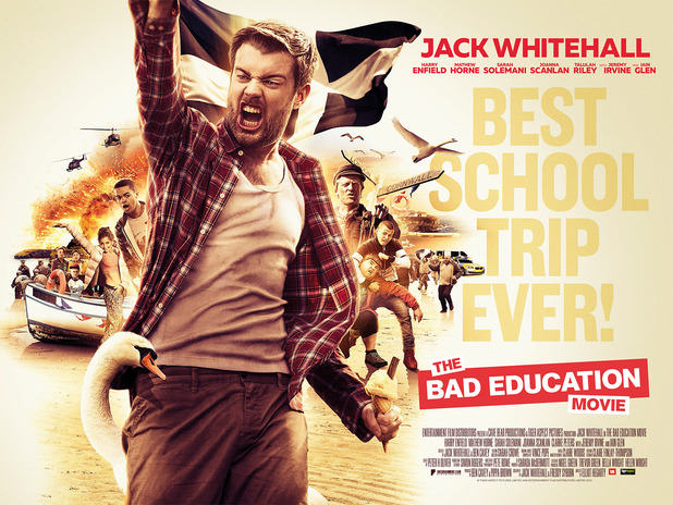 Jack Whitehall Is Turning Bad Education Into A Movie be3