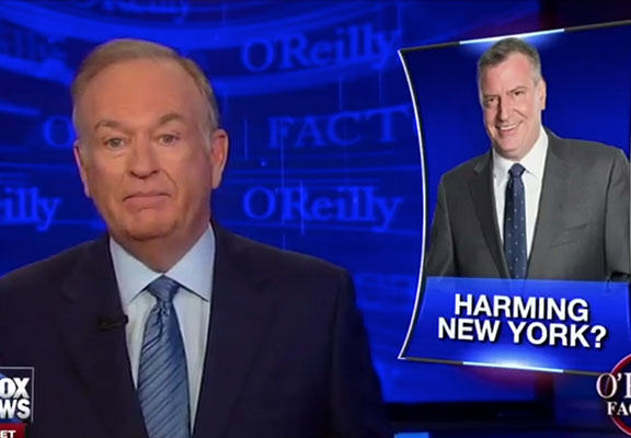 bill o reilly WEB Bill OReillys Piece For Fox News On The Homeless Is Just The Worst