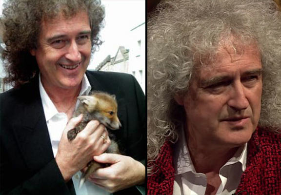 brian may WEB Brian May Calls Countryside Alliance A Bunch Of Lying Bastards In Fox Hunting Debate