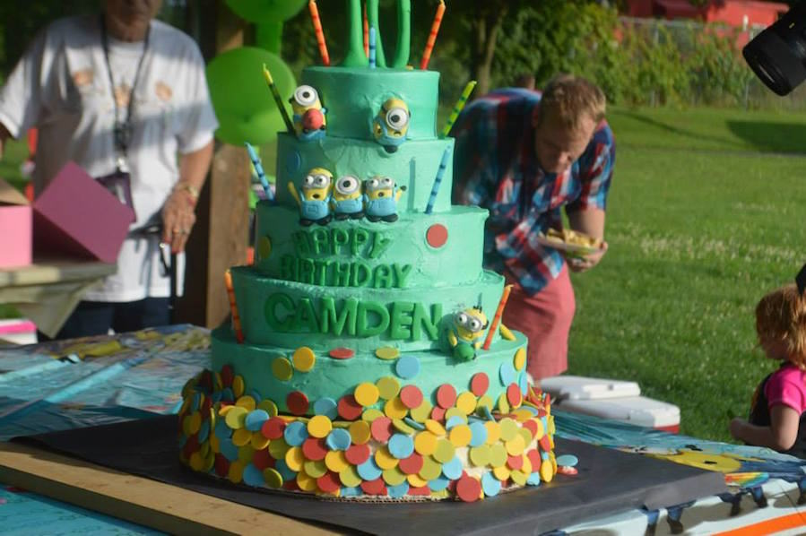camden3 Kid Gets Amazing Birthday Party After Parents Thought Nobody Would Show