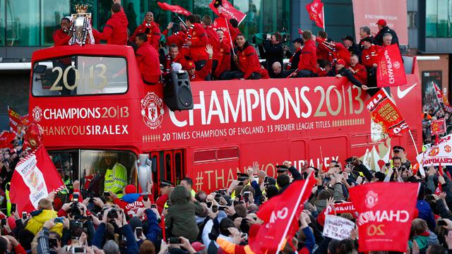 champs Are These The Five Worst Types Of Manchester United Fan?