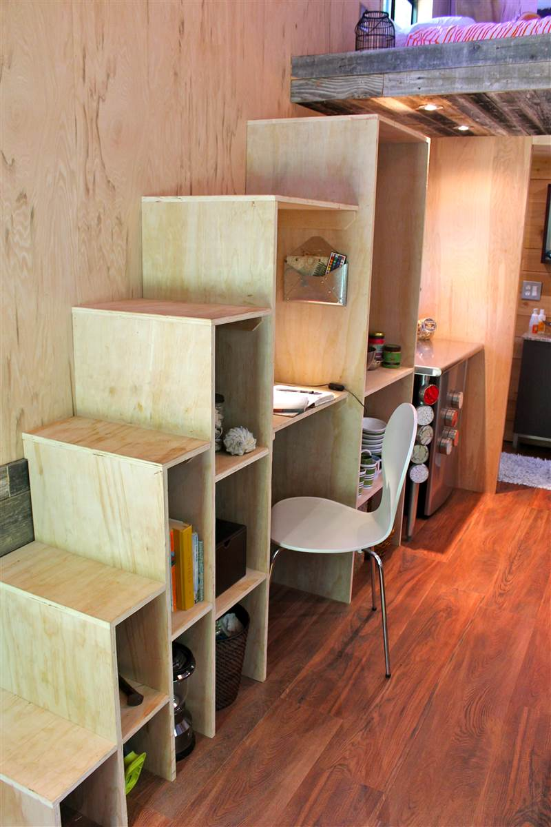 debt free3 College Student Builds Tiny Home To Graduate Debt Free