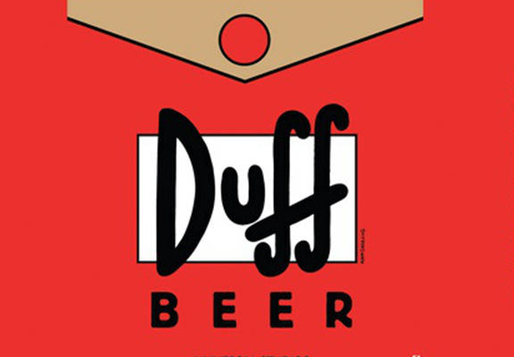 duff beer web Duff Beer Is An Actual Thing   But Youll Need Your Passport To Buy It