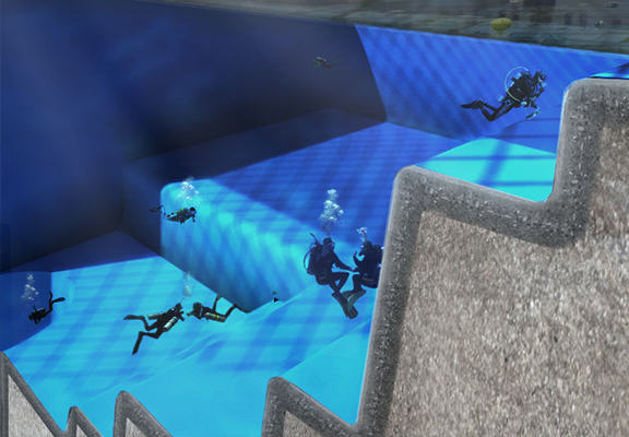 essex pool WEB Worlds Deepest Pool May Be Coming To A Uni In Essex