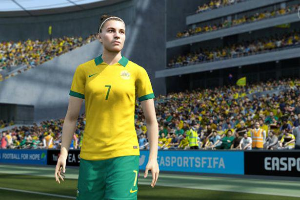 fifa 16 woman 2 FIFA 16 Will Feature A Female Player On The Cover For The First Time Ever