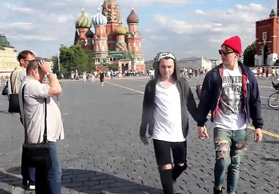gay russia WEB Hidden Camera Video Shows How Scary It Actually Is To Be Gay In Russia