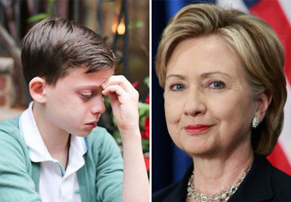 gay teen WEB Hillary Clinton And Ellen DeGeneres Show Support For Humans Of New York Gay Teen
