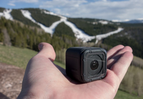 gopro web GoPro Have Unveiled Their Smallest Camera Ever With The Hero 4