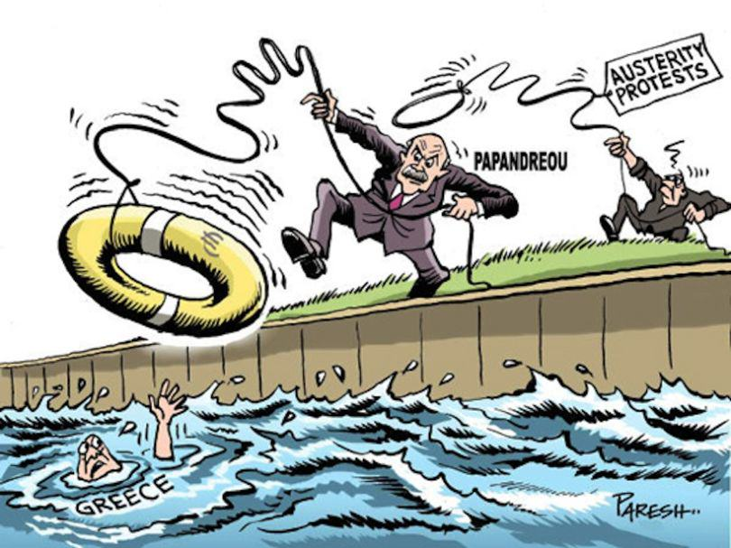 greek crisis 20 The Greek Debt Crisis Has Been Explained In Cartoons