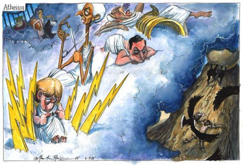 greek crisis 7 The Greek Debt Crisis Has Been Explained In Cartoons