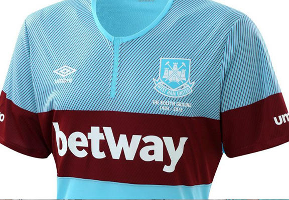 hammers 3 The Worst New Football Kits For The 2015/16 Season