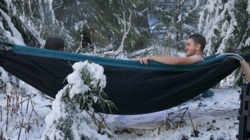 hot tub hammock New Hot Tub Hammock May Be The Best Thing Ever And You Can Help Fund It