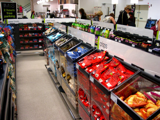 img 2175 copy M&S Is Taking Percy Pig And Colin The Caterpillar Off Their Checkouts