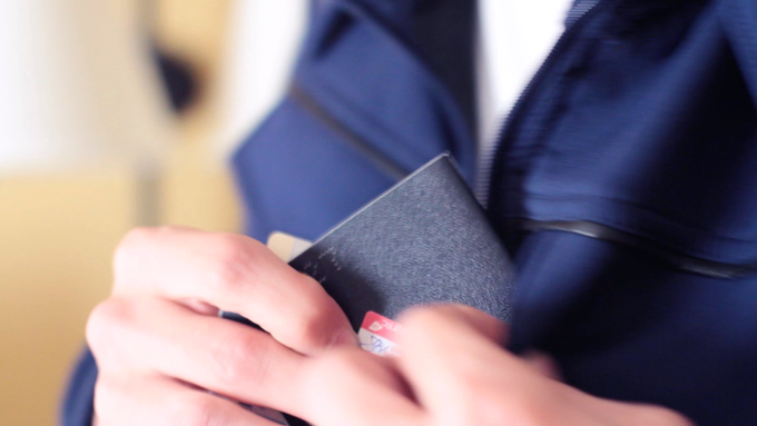 The Swiss Army Knife Of Jackets Is One Of The Best Things On Kickstarter passport