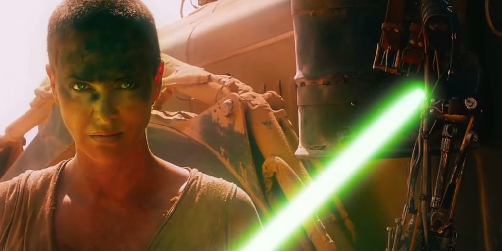 star wars mad max This Mad Max And Star Wars Mashup Trailer Is Explosive