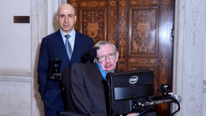 stephen hawking 2 Stephen Hawking To Spend $100 Million In Search For Alien Life