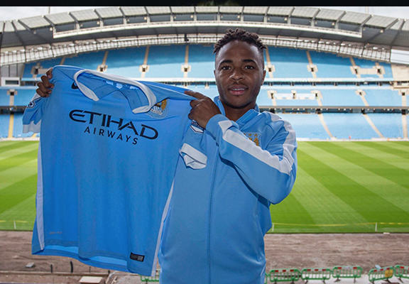 Four Reasons Raheem Sterling WILL Be A Success At Manchester City ster web