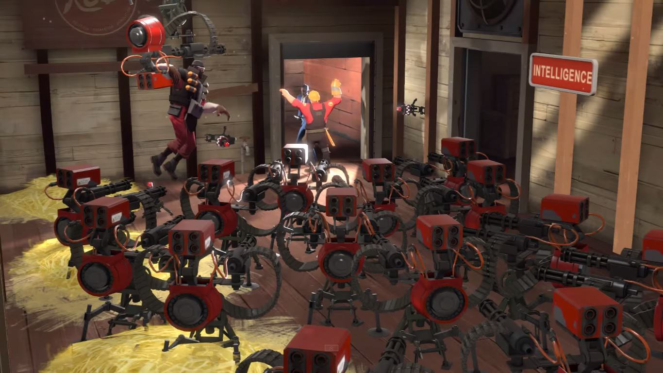 Somebody Did A DMX Music Video In Team Fortress 2 And Its Awesome teamfortress