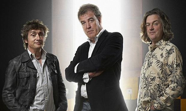 Amazon Sign Jeremy Clarkson, Richard Hammond And James May For New Show