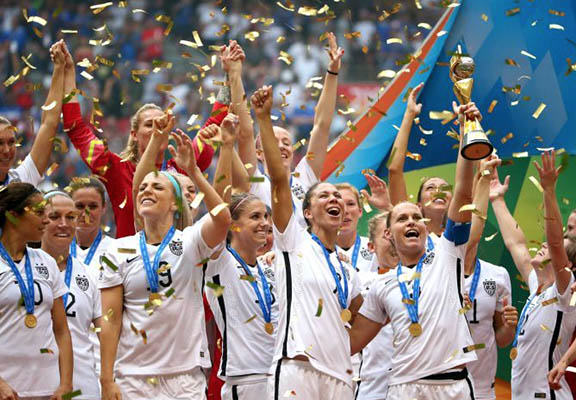 USA Fans Call Womens World Cup Win Over Japan Revenge For Pearl Harbour usa wwc WEB