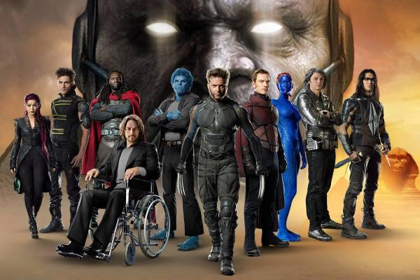 xmen Here Are The Most Anticipated Films Of 2016