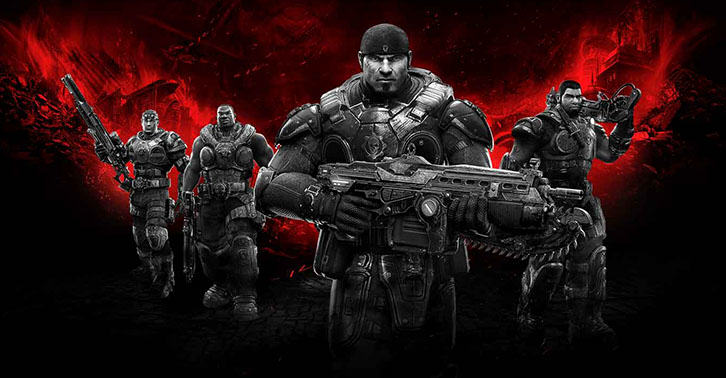 GRXhrlqxn Gears Of War: Ultimate Edition Includes Access To All Previous Gears Games