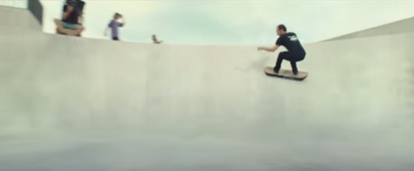 OIoRd3K0C Lexus Reveal Footage Of Their Hoverboard In Action
