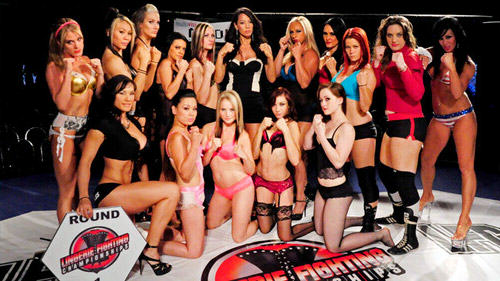 UNILAD 137 The Lingerie Fighting Championships Is Real And Exists