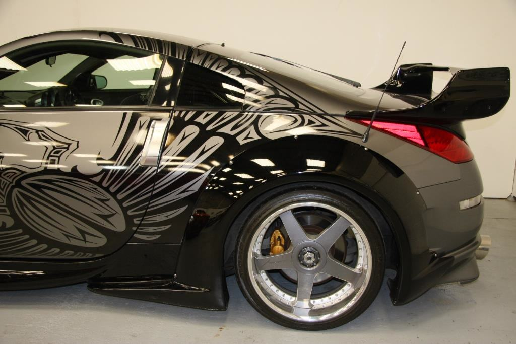 UNILAD 361 The Nissan 350Z From Fast And Furious: Tokyo Drift Is Up For Sale