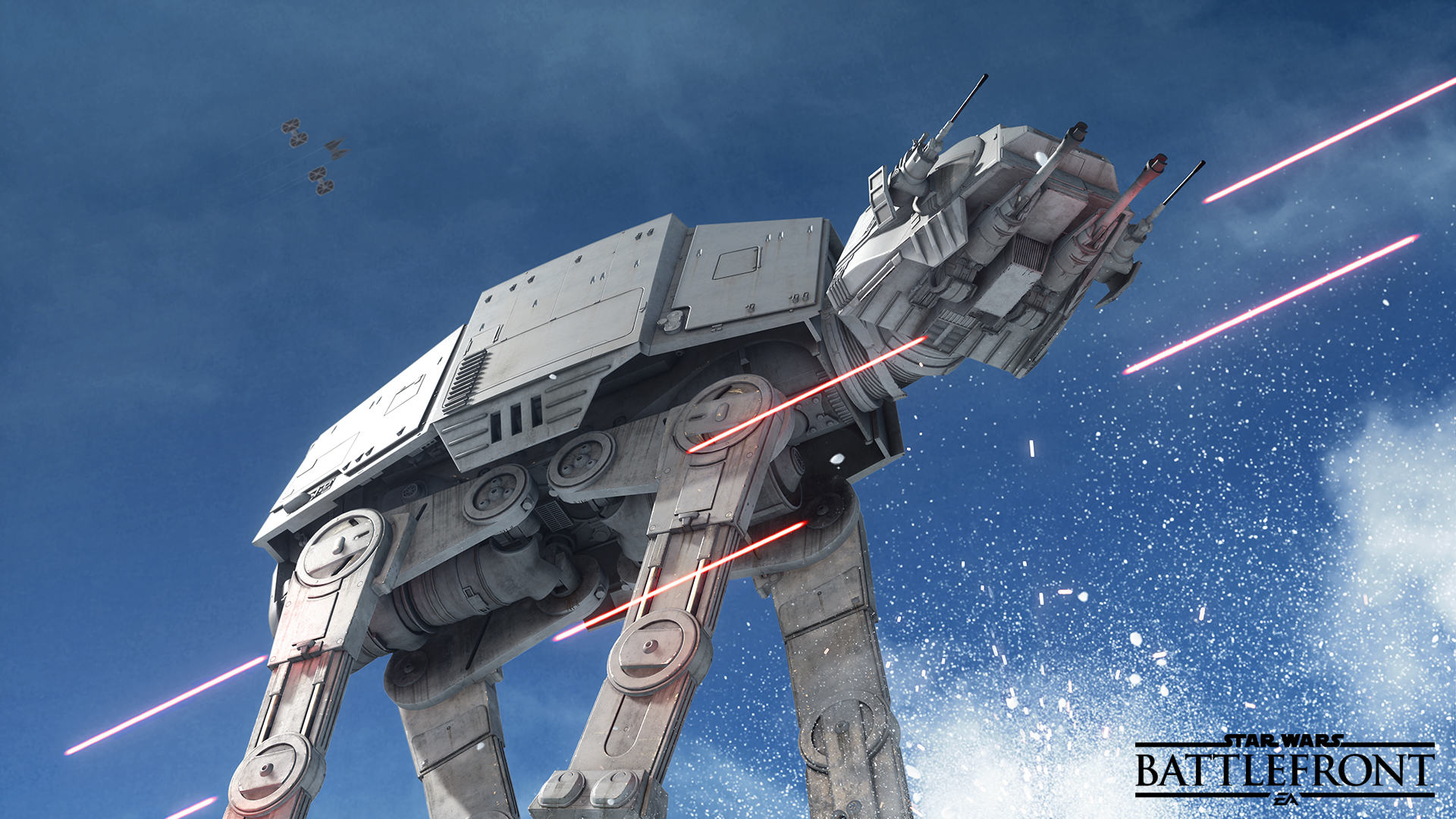UNILAD 46UJMX0 Imgur2 Star Wars: Battlefront Looks Stunning In These Desktop Backgrounds And Images