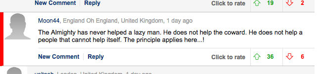 UNILAD Comment 33 What Happens When You Leave Nazi Propaganda In The Daily Mail Comment Section?