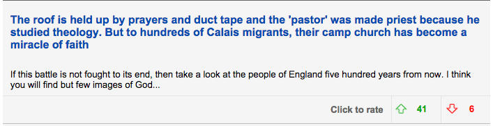 UNILAD Comment 42 What Happens When You Leave Nazi Propaganda In The Daily Mail Comment Section?
