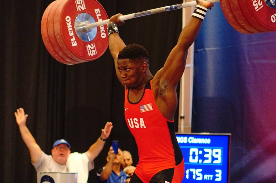 UNILAD JOSH WILKINSONLIFTINGLIFE3 Teen Prodigy Called The Michael Jordan Of Weightlifting