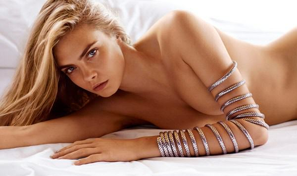UNILAD John hardyHollywood Life7 Cara Delevingne Says She Prefers Being Naked To Wearing Clothes