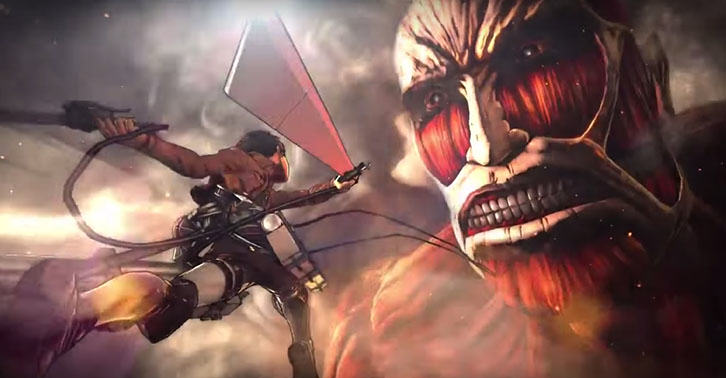 The New Attack On Titan Game Has An Exciting Teaser Trailer UNILAD Jws7utjU