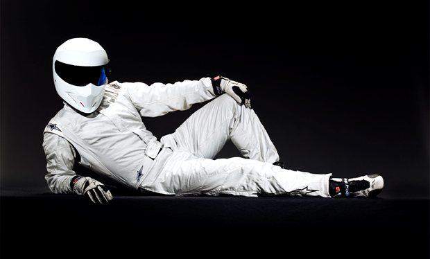 UNILAD Radio Times8 Dermot OLeary And The Stig Team Up For New Show The Getaway Car