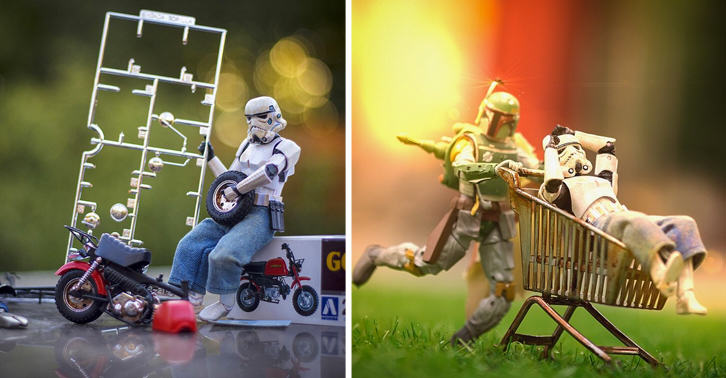 UNILAD SMstormtrooper4 Awesome Photos Imagine What Stormtroopers Get Up To On Their Days Off