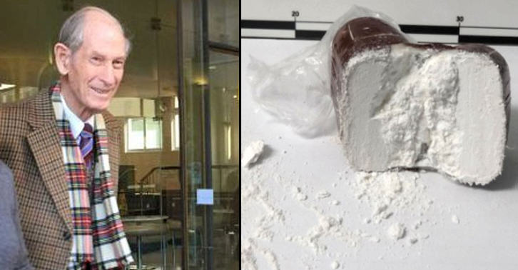 UNILAD TN171 91 Year Old Pensioner Faces Smuggling Charges After Being Caught With 4.5Kg Of Cocaine