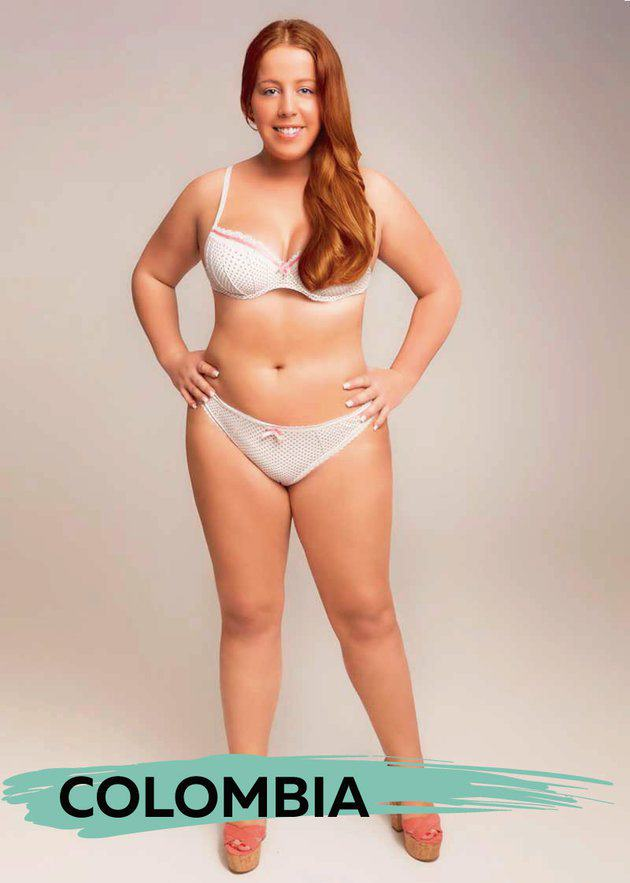 UNILAD colob2 These Ideal Body Types For Women Around The World Are Seriously Interesting To See