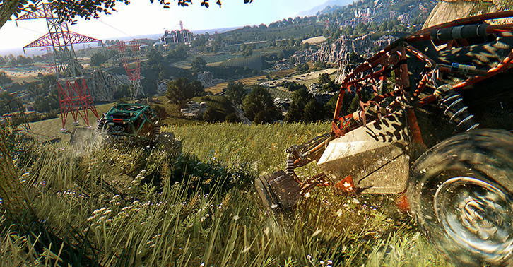 UNILAD dyinglight26 Dying Light: The Following Trailer Shows Brutal Vehicle And Story Details