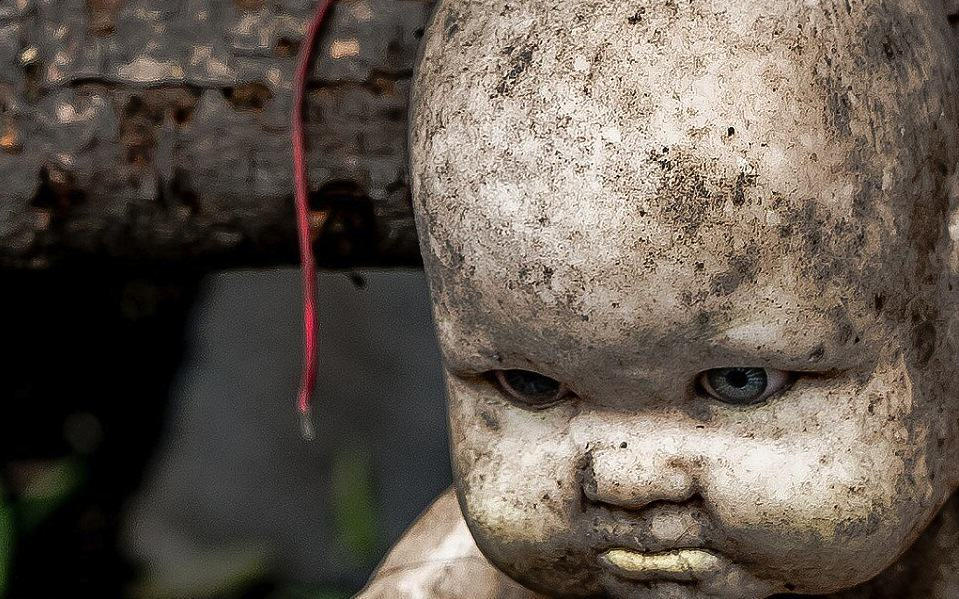 These Photos From Mexico's Haunted 'Island Of The Dolls' Are Extremely Creepy UNILAD ijHhKBVX