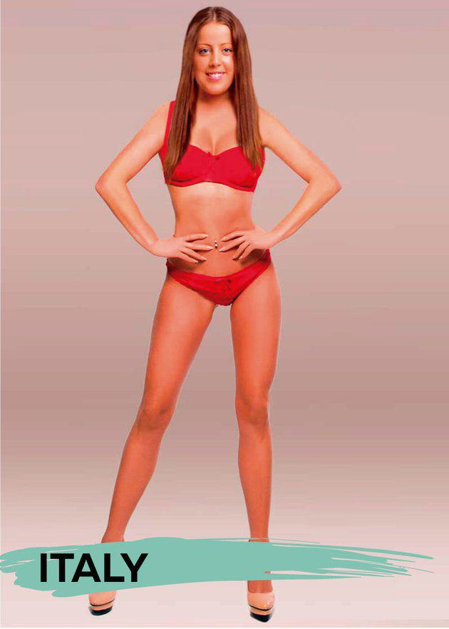 UNILAD itab5 These Ideal Body Types For Women Around The World Are Seriously Interesting To See