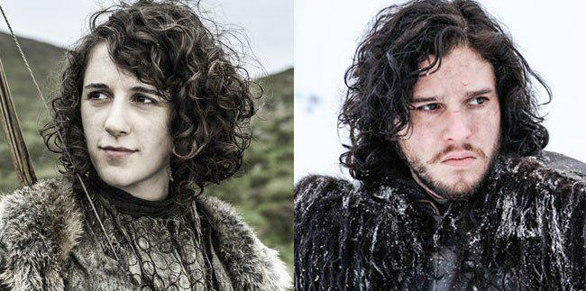 Here's An Insane New Game Of Thrones Fan Theory To Get Your Head Around UNILAD jon snow meera reed twins hbo via uproxx7