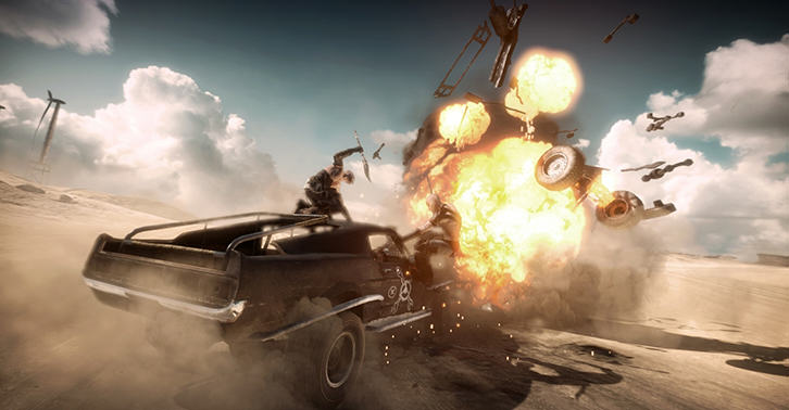 UNILAD max34 The Mad Max Game Now Has An Interactive Trailer Showing All Its Glorious Destruction