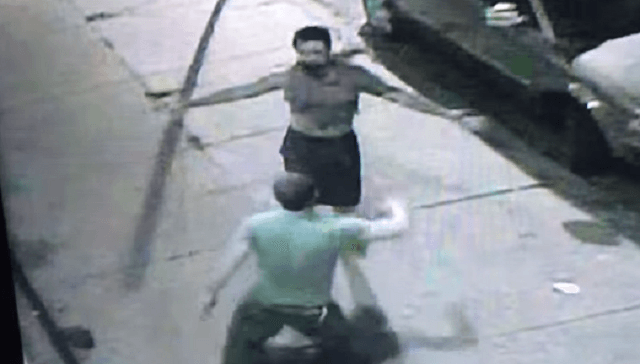 UNILAD philly fight4 Video Of Two Lads Beating Each Other Up Has A Beautiful Ending