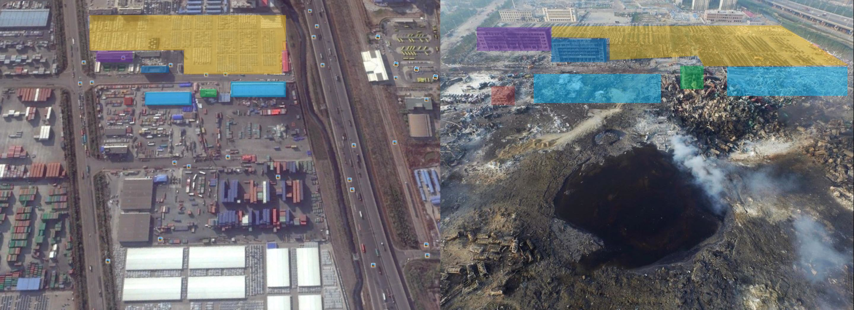 UNILAD tianjin 24 You Wont Believe The Size Of The Crater Left By The Tianjin Explosion